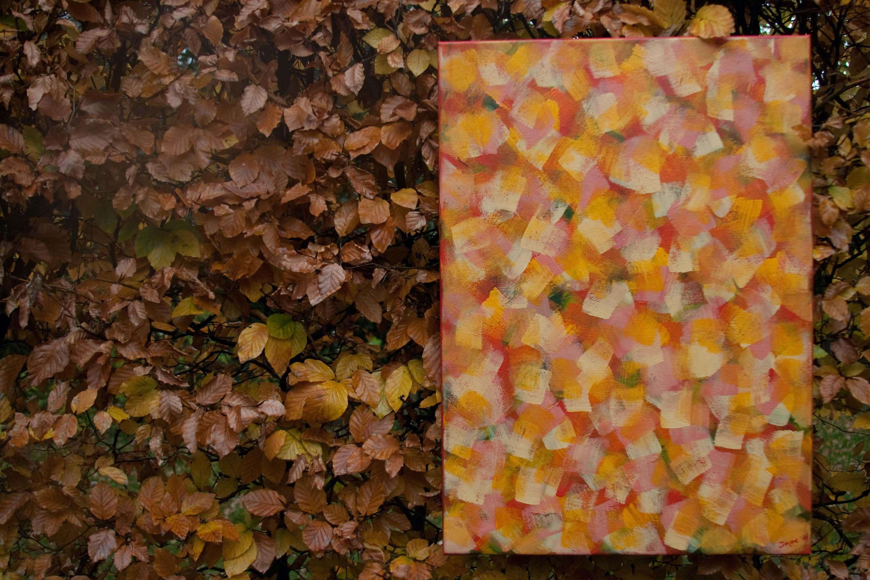schilderijen van Inge Zierleyn